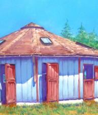 Miniature Horse Barn
